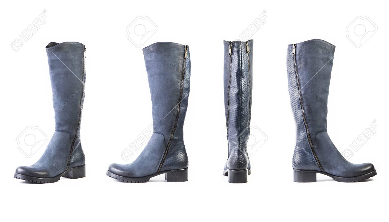 Botas y otros azules mujer | zapatos.es