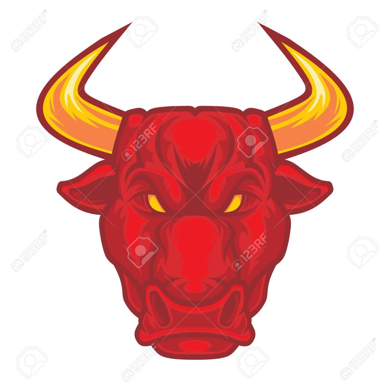 Bull head. - 130422875