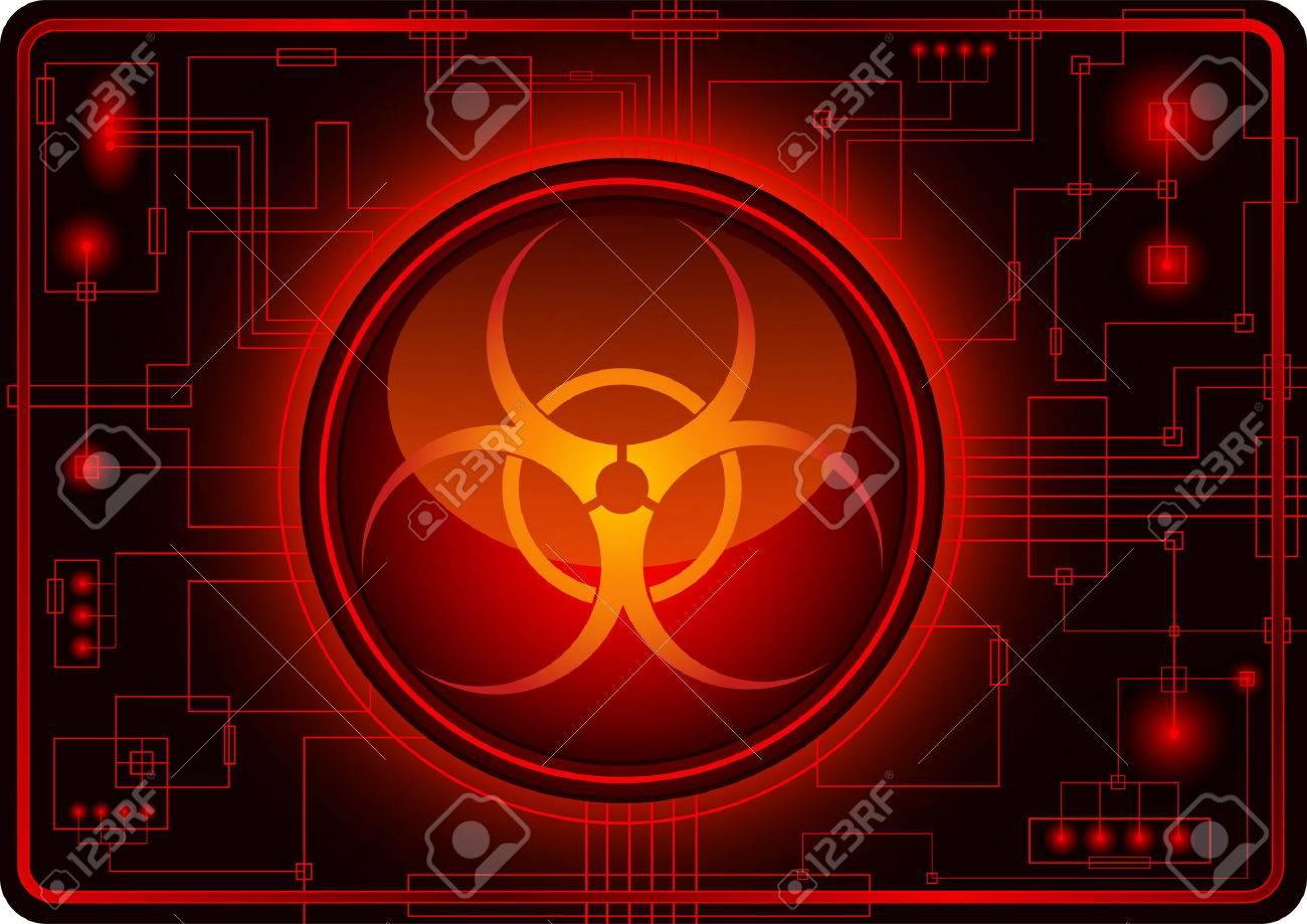 Biohazard sign Stock Vector - 4069519