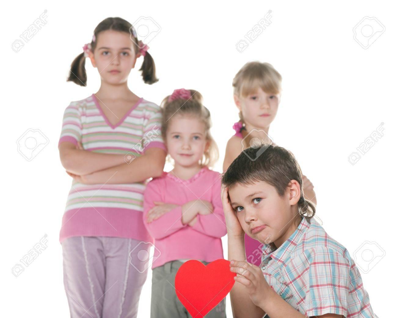 Трое девушек и парень фото фото 146-70