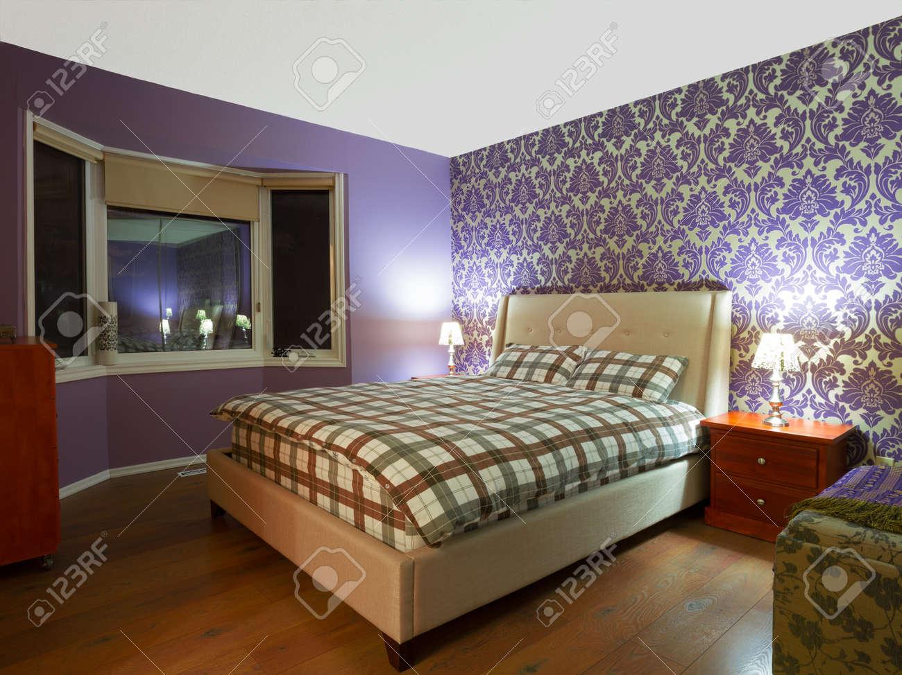 Chambre Coucher Romantique. Decoration Deco Chambre Parentale Deco ...