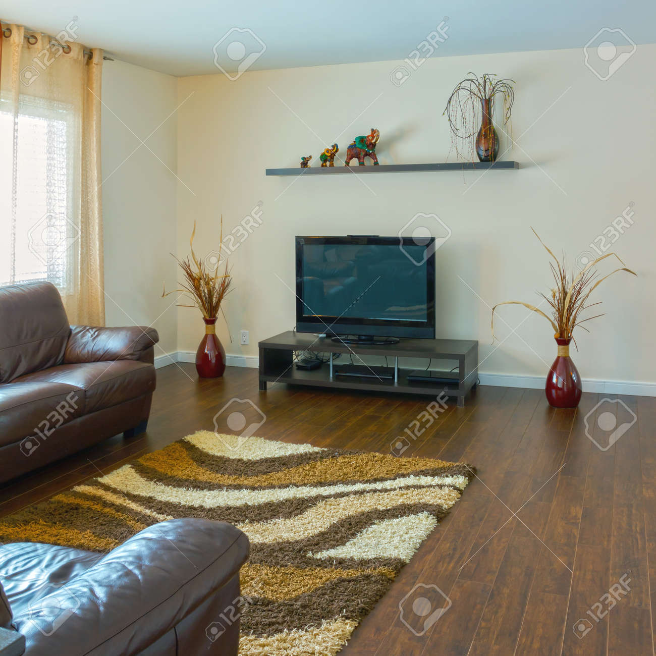 Interior design in a new house Stock Photo - 18988663