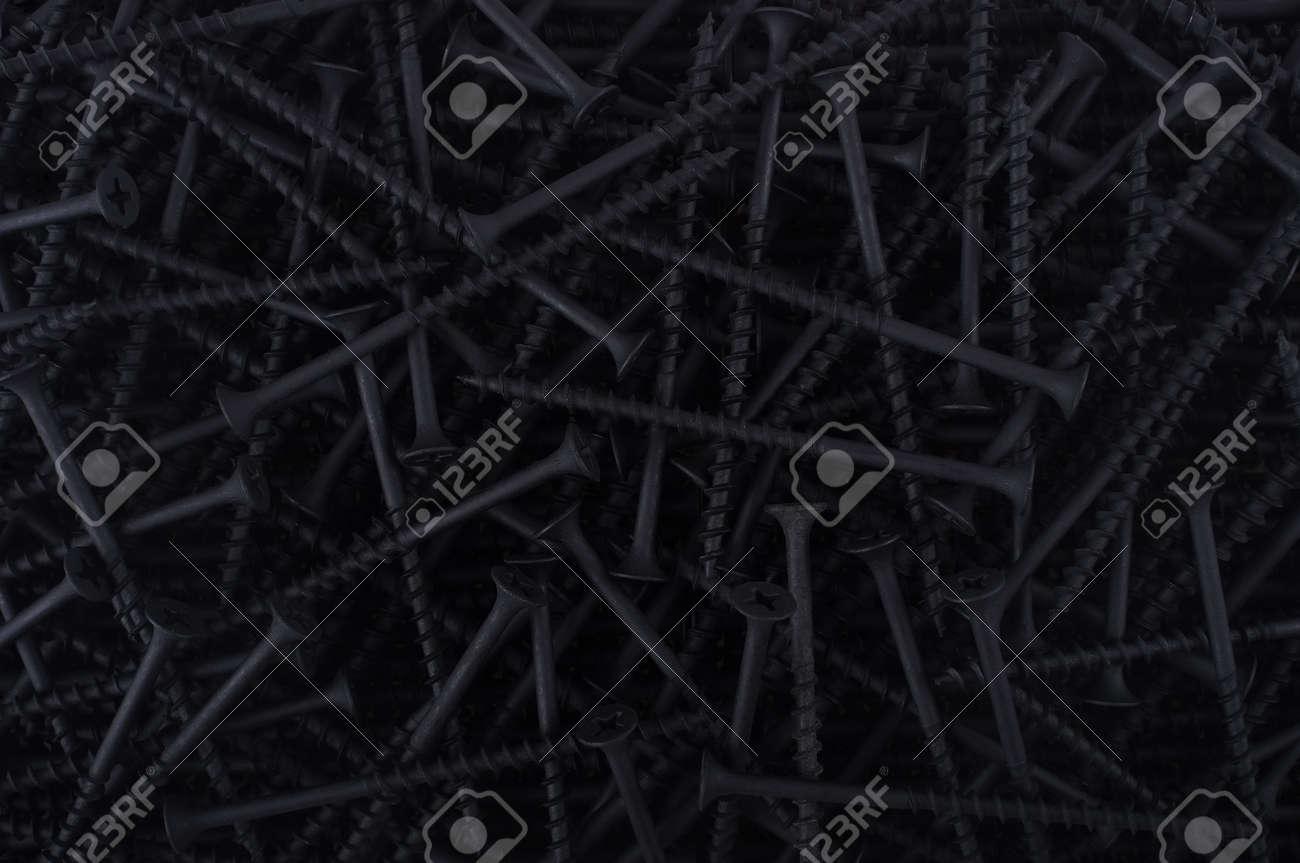 Fixing tool - screws Stock Photo - 17446091