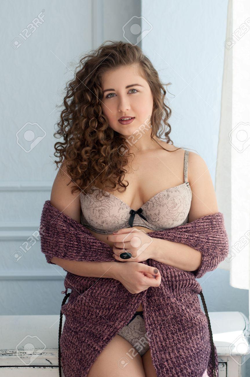 Frauen schöne mollige Mode für
