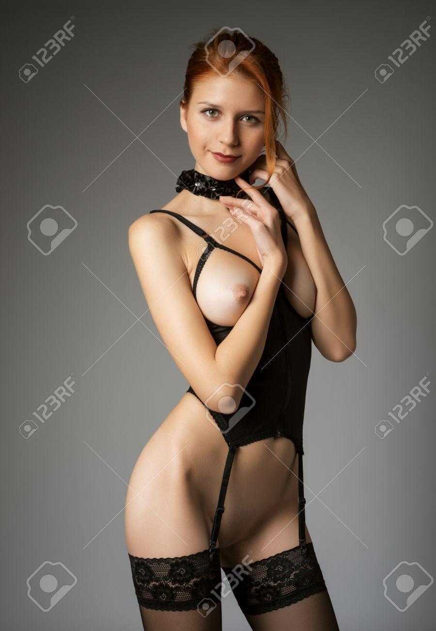 Nackt sexy heiß