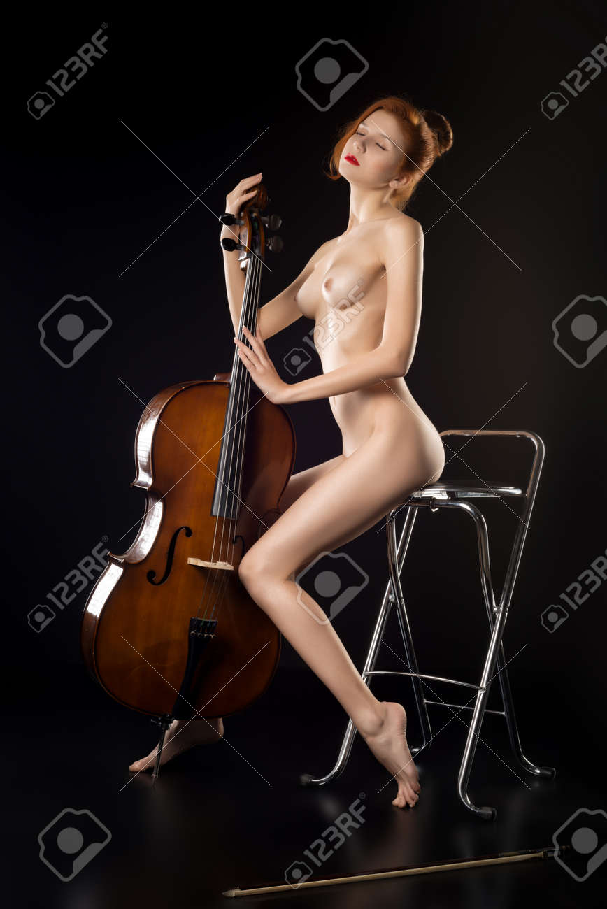 Sxx Regression Naked Lady Cello Player