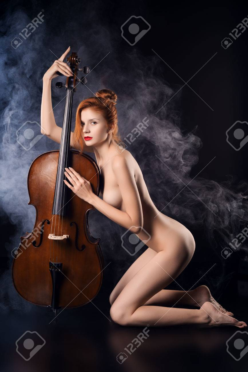 Transsexual Cocks Naked Lady Cello Player
