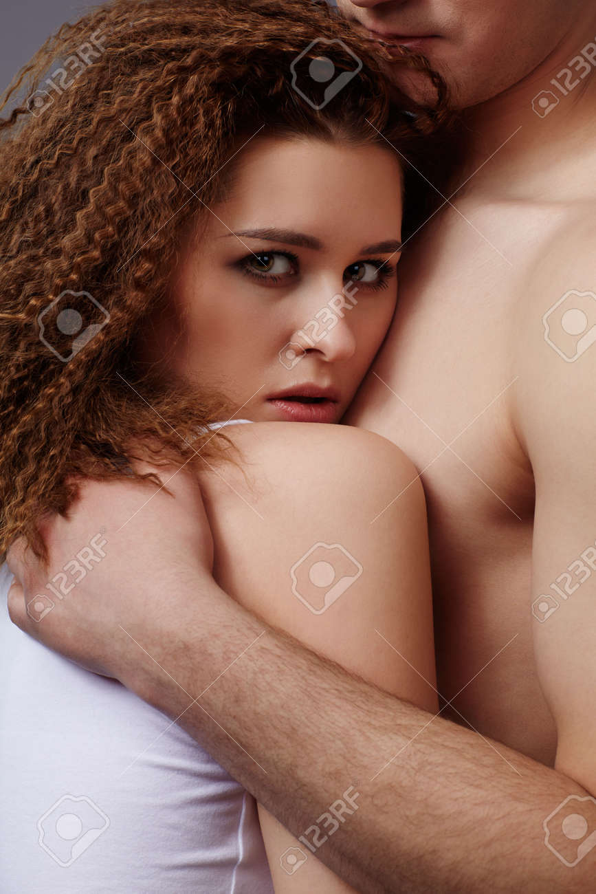 portrait of young caucasian couple Stock Photo - 6517948