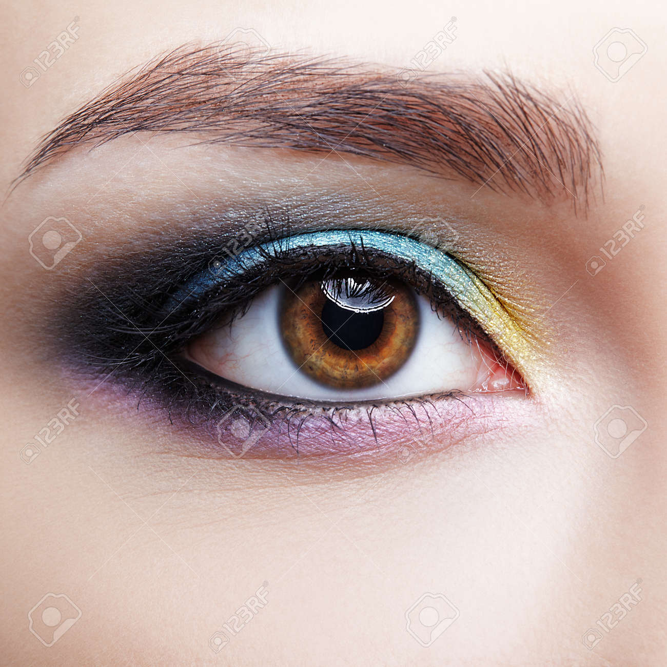 Looks - Yellow Natural eyes human pictures video