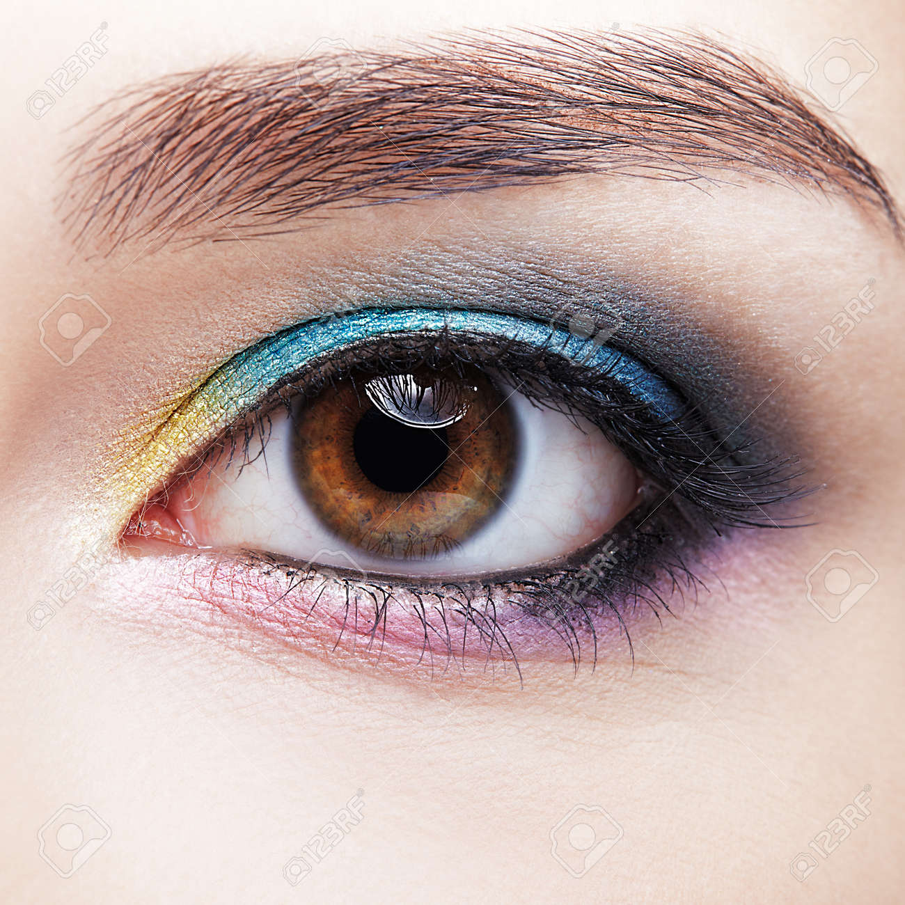Fashion week Yellow Natural eyes human pictures for woman