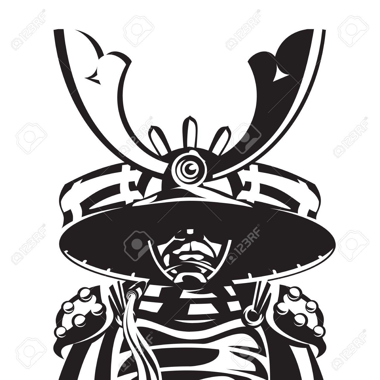 Vector - samurai