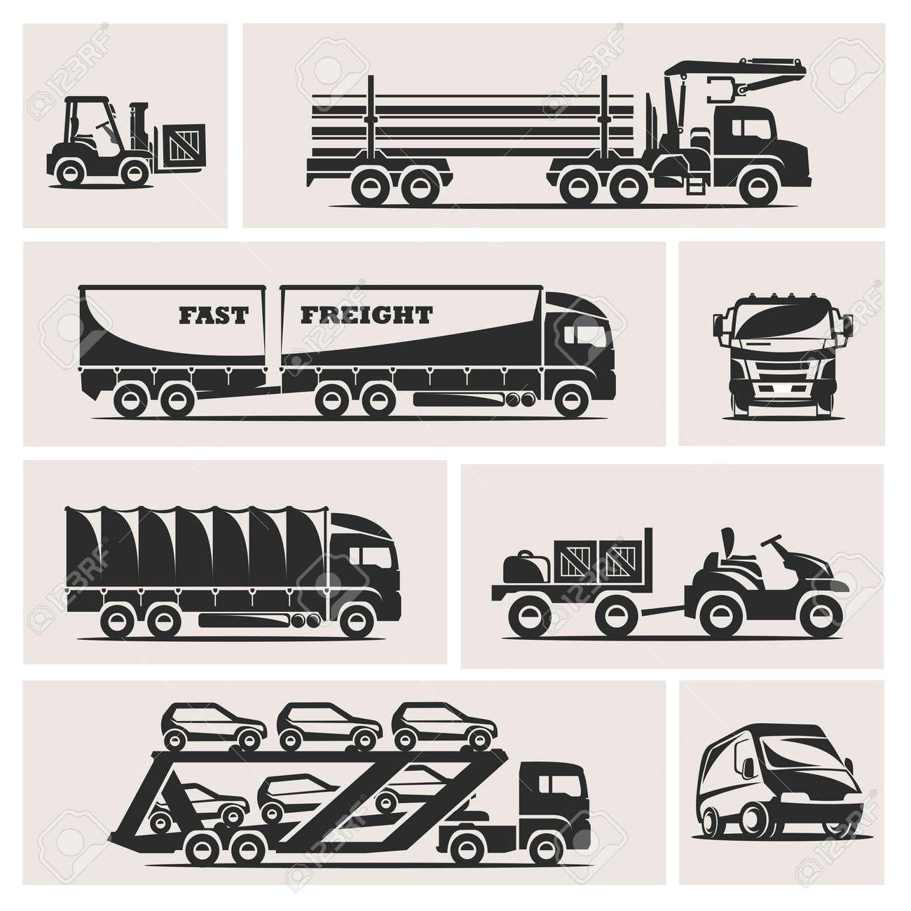 transportation Stock Vector - 16304361