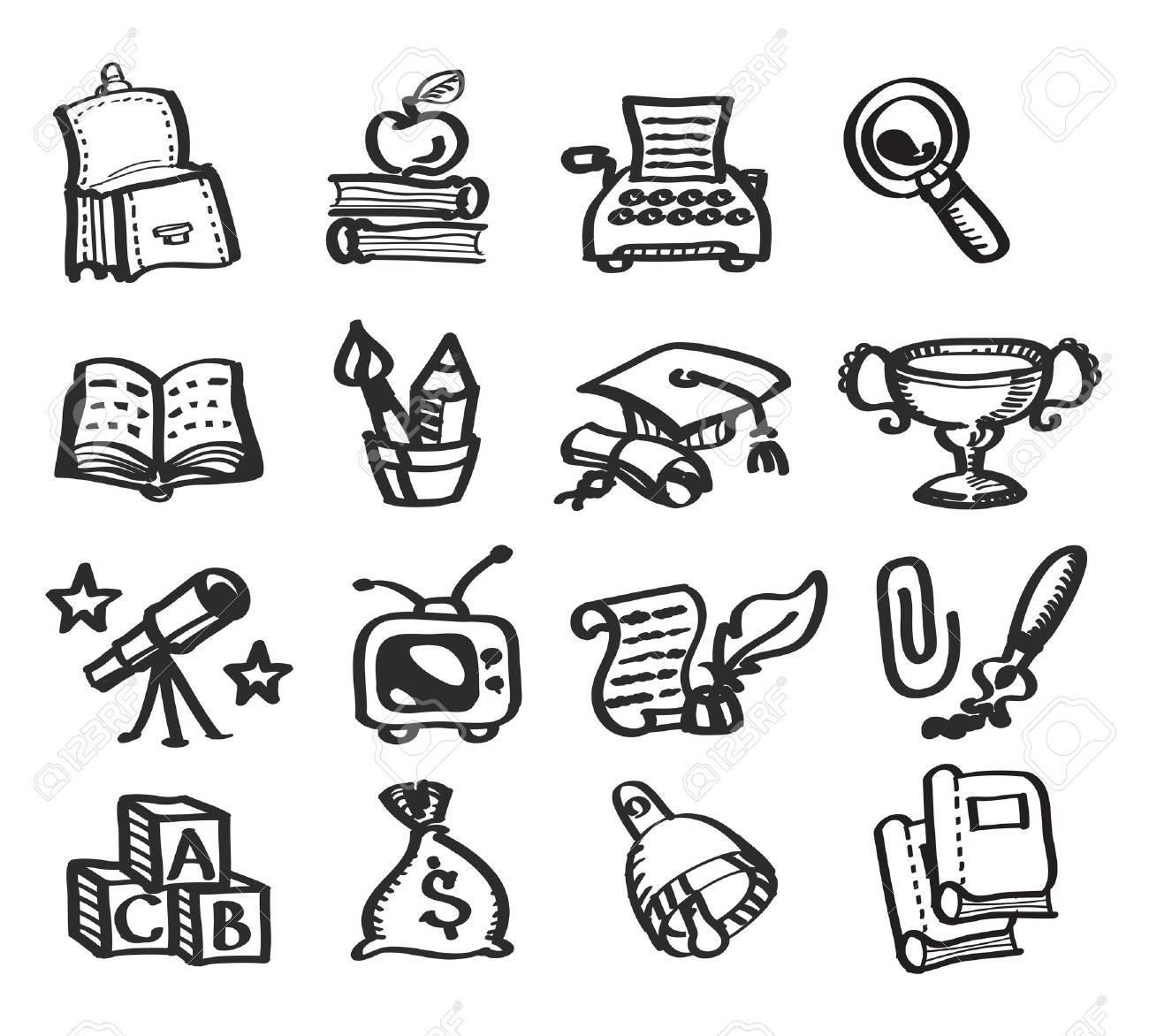 Education illustration - 19972932