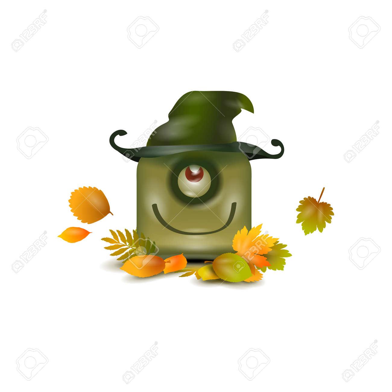 Halloween  Autumn Stock Vector - 22509543