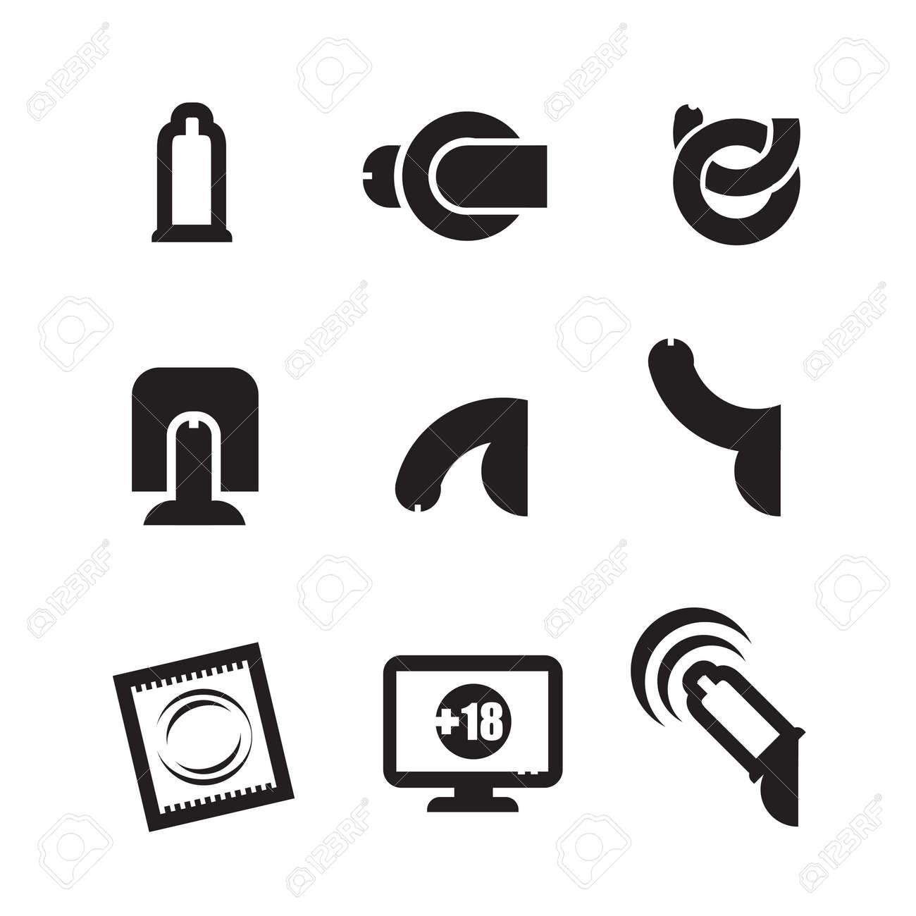 Free sex icons