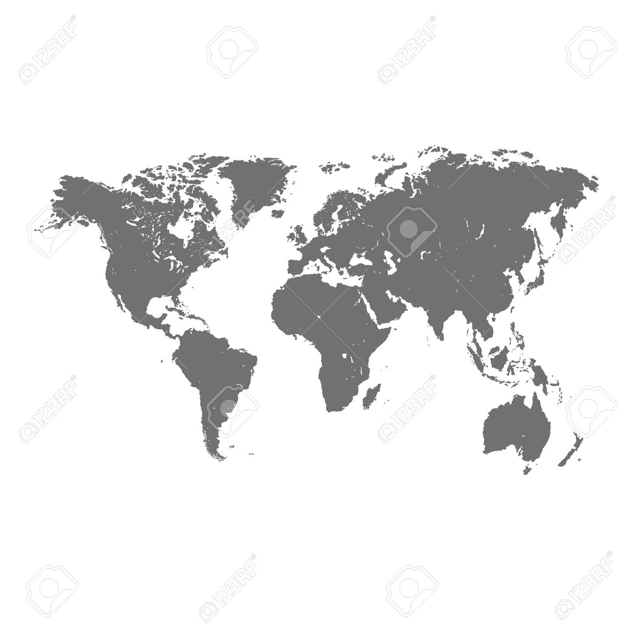 World map vector format royalty free cliparts vectors and stock vector world map vector format gumiabroncs Gallery