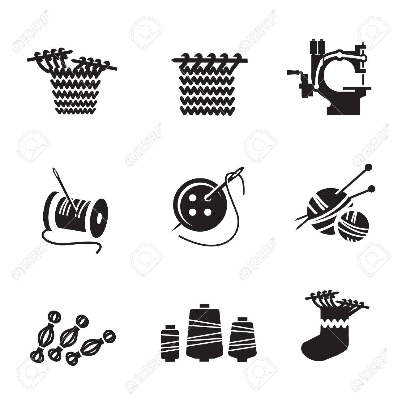 Icons Vector format - 26830449