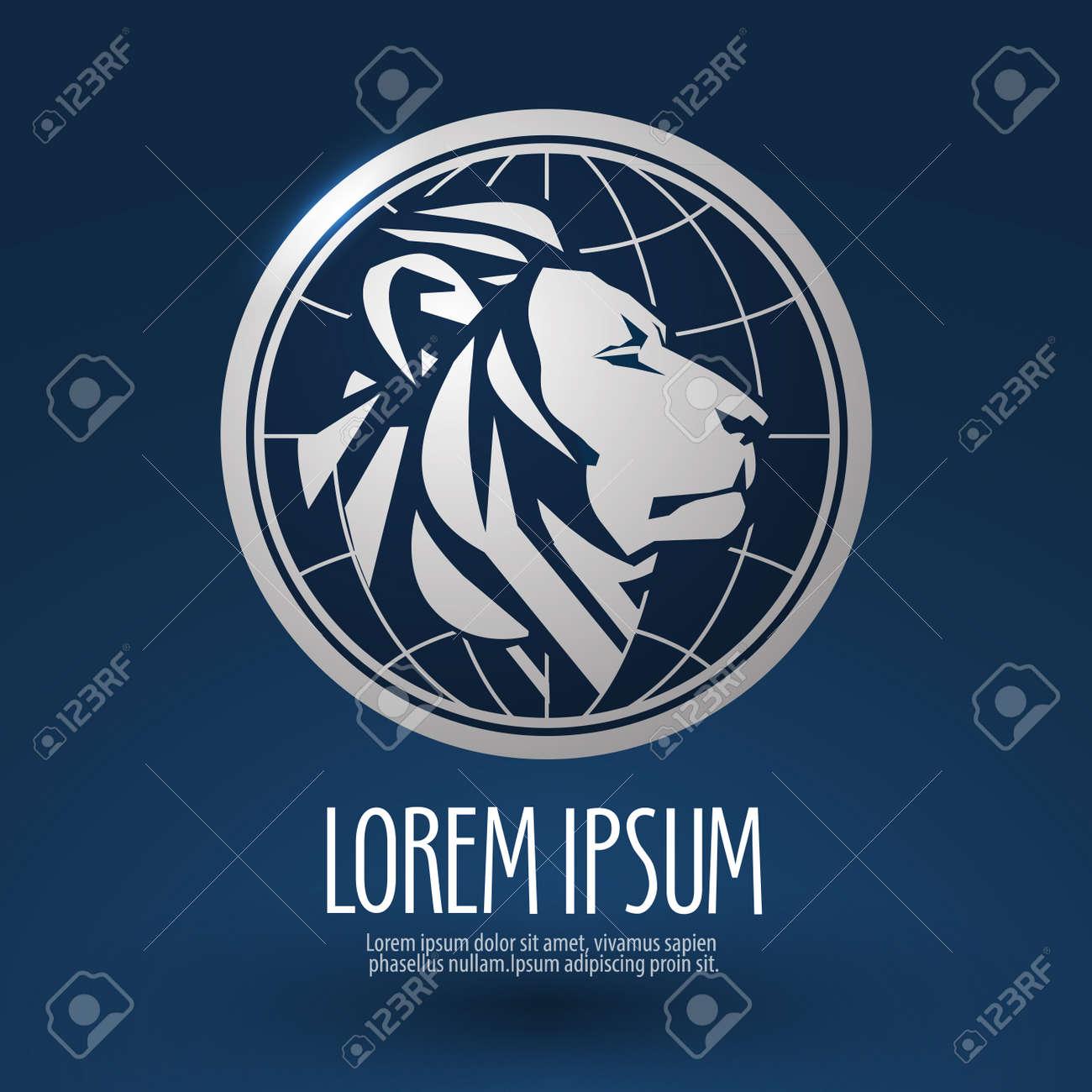 Sfondo Blu Tiger