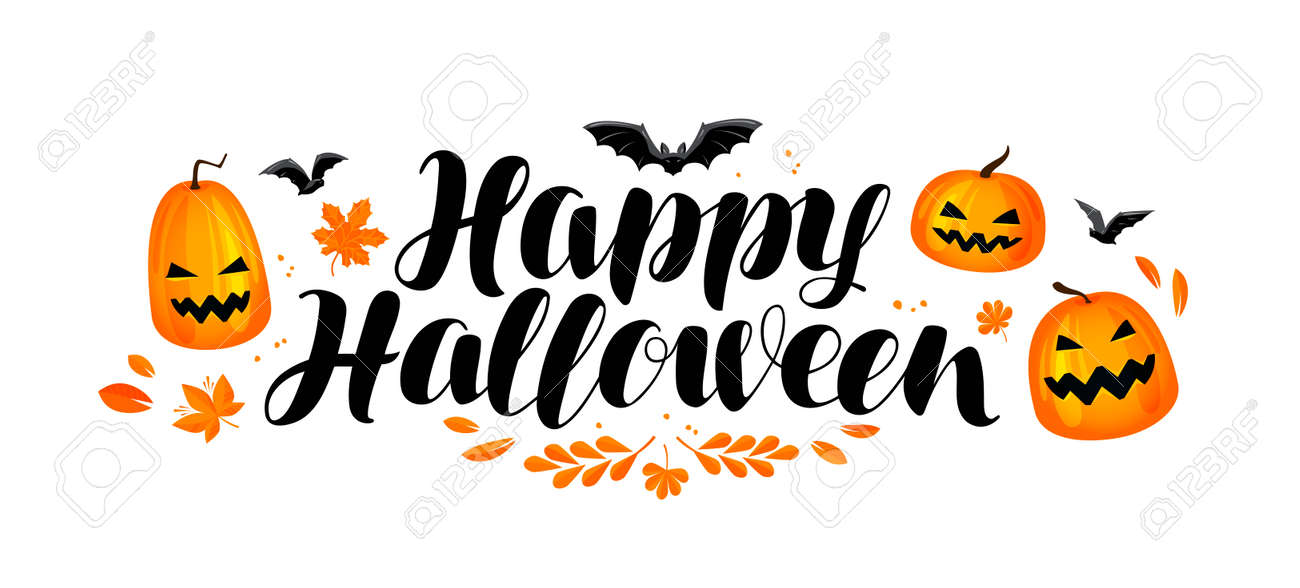Happy Halloween >> Happy Halloween Banner Royalty Free Cliparts Vectors And Stock
