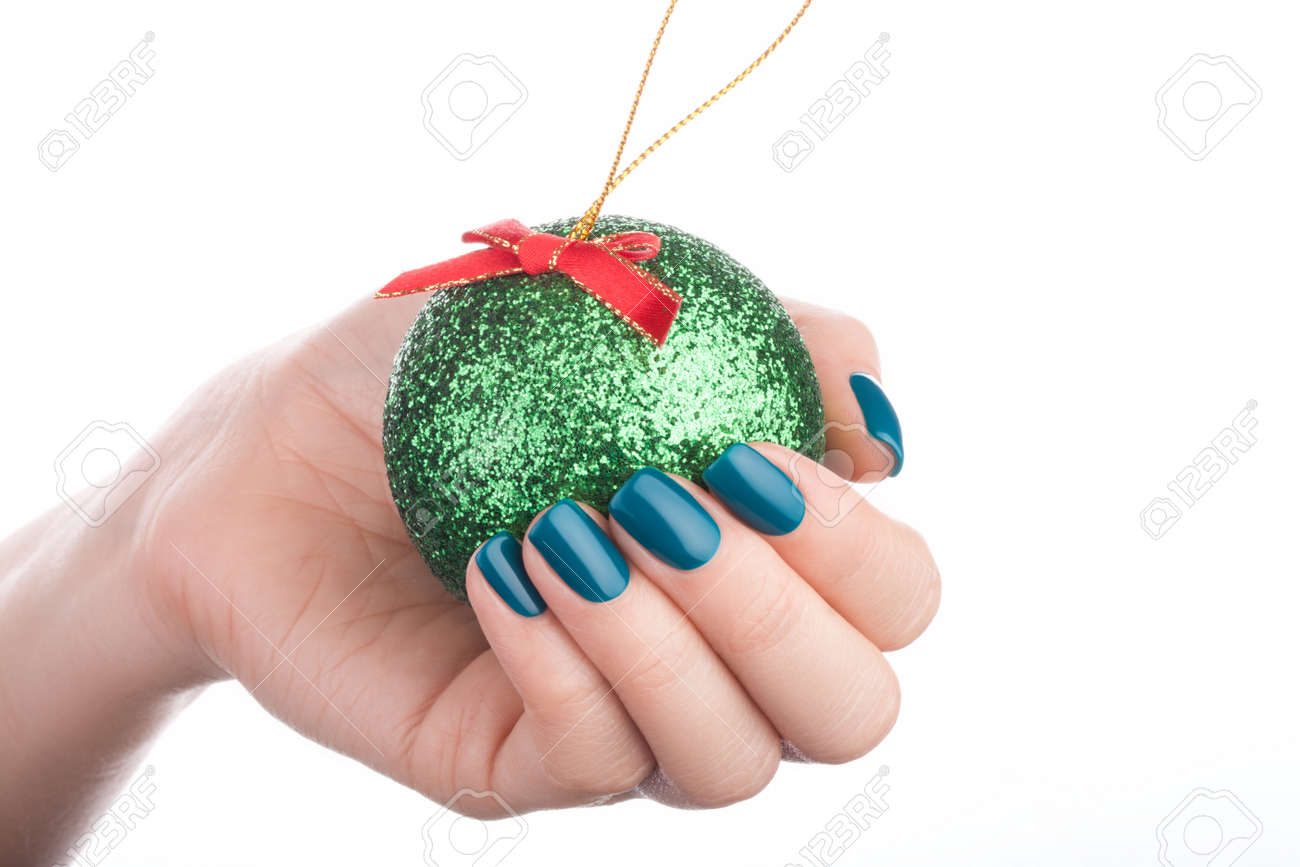 Contemporáneo Navidad Arte De Uñas Verde Ideas - Ideas de Pintar de ...