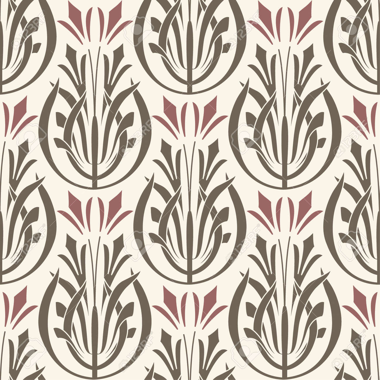 wallpaper pattern in modern style royalty free cliparts vectors  - wallpaper pattern in modern style stock vector