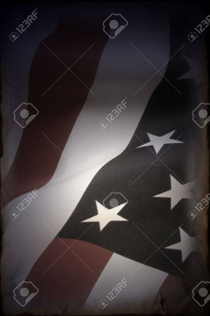 American Flag Stock Photo - 7504058