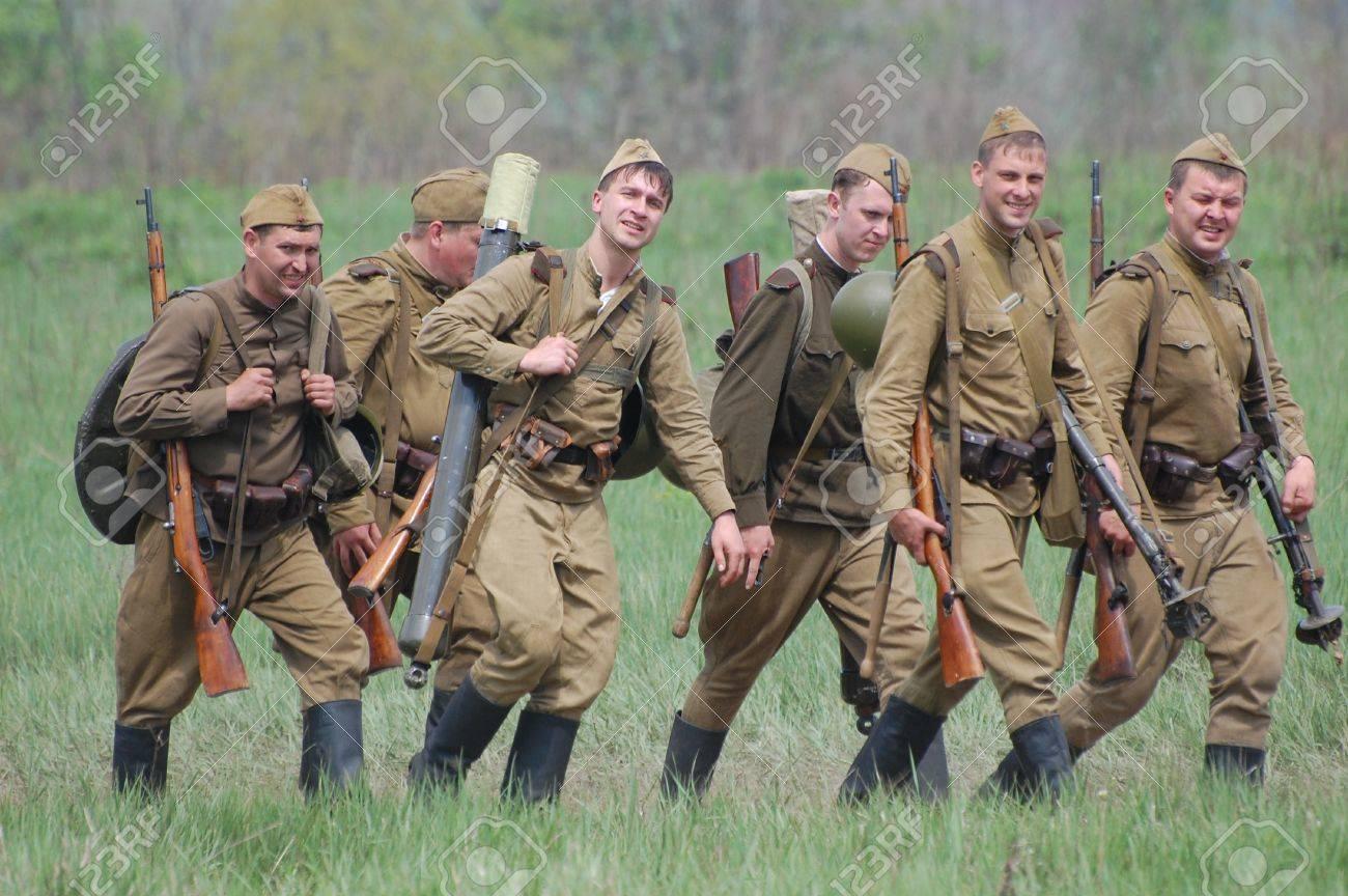 Historic Russian Military Uniforms