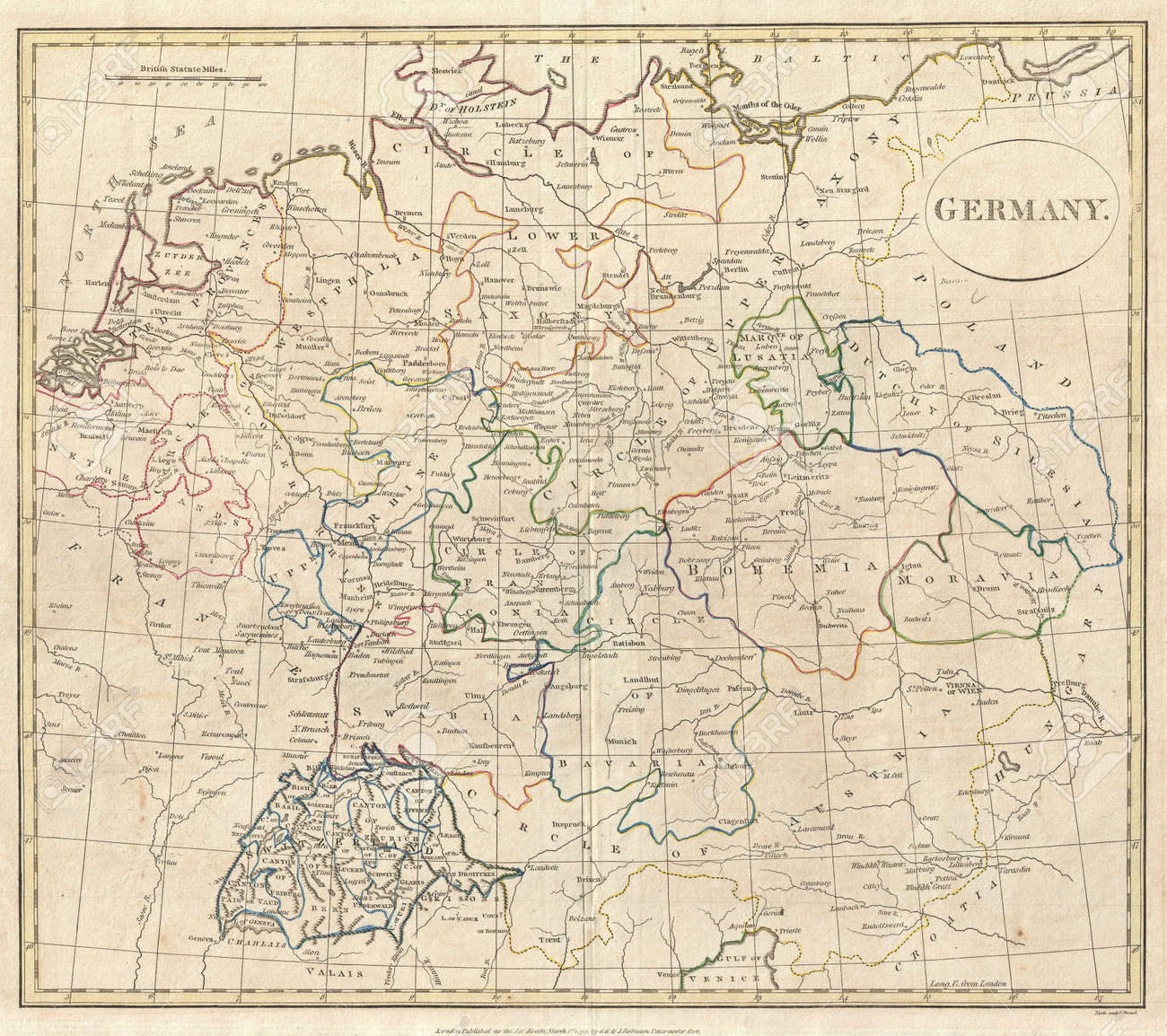 Map Of Germany Jpg.Germany Old Map