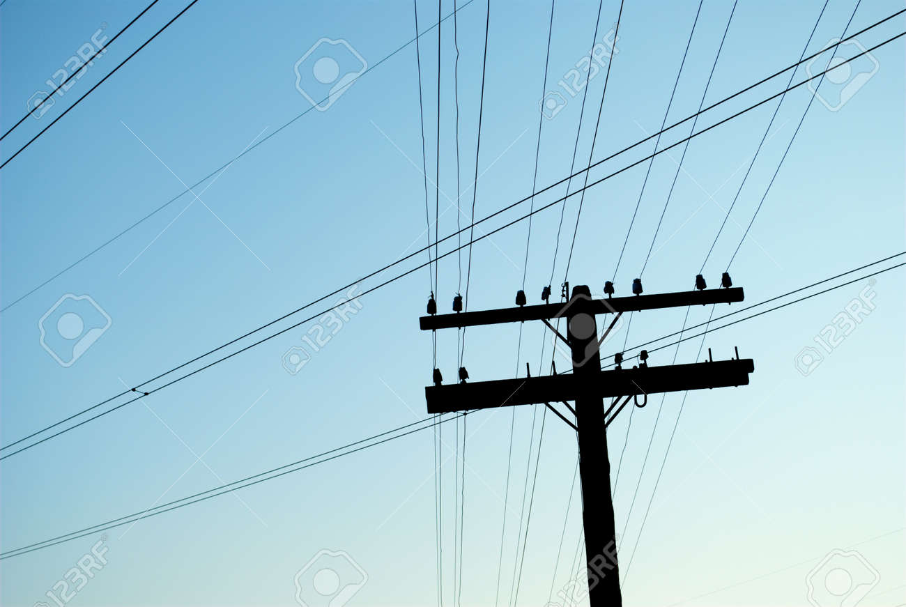 Electric Pole Wiring