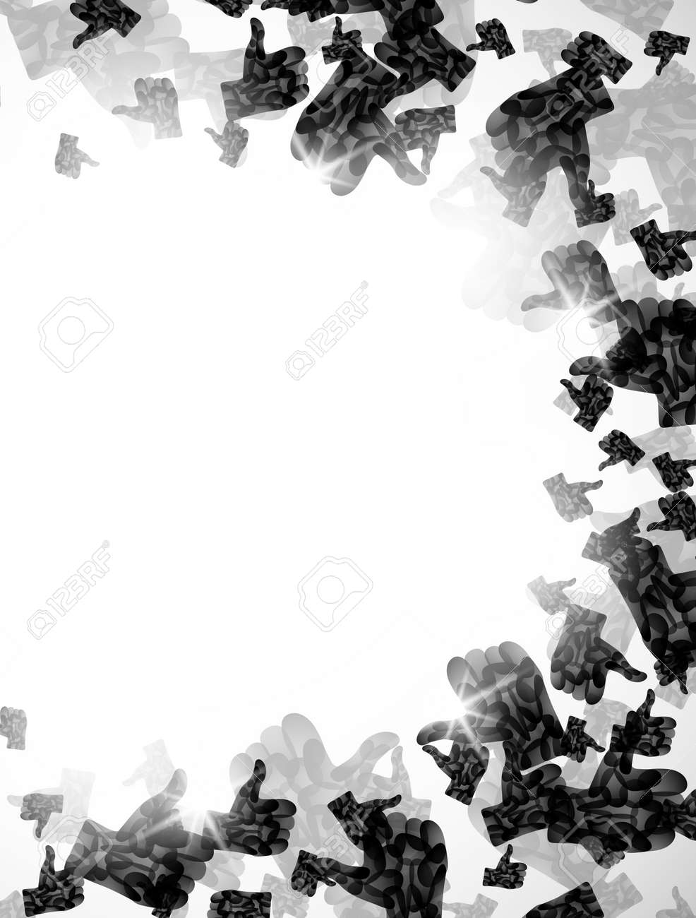 abstract like Stock Vector - 15368175