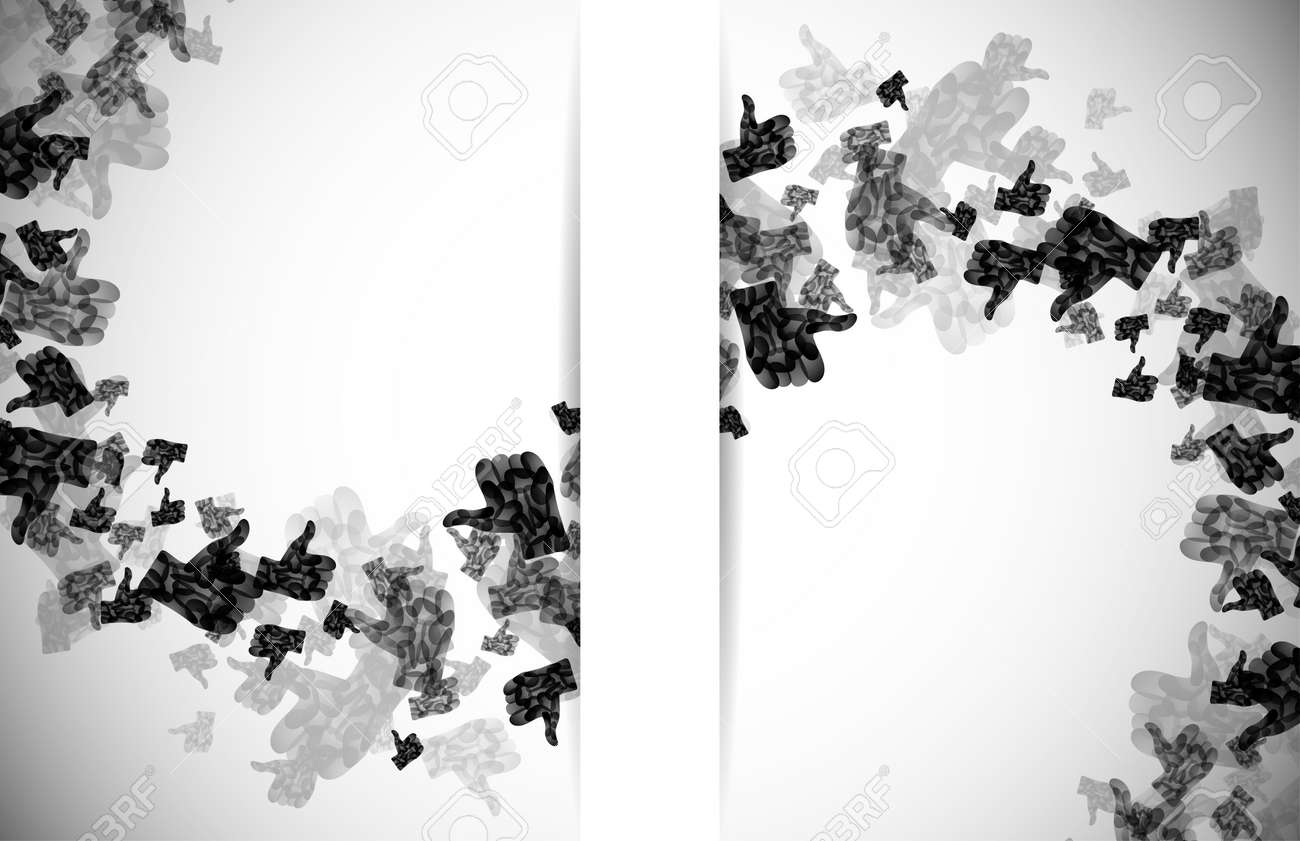 abstract like Stock Vector - 16718878