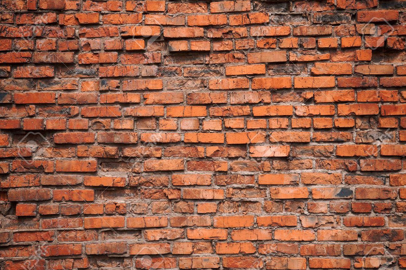 Old Brick Part - 45: Old Brick Wall Texture Stock Photo - 4141021