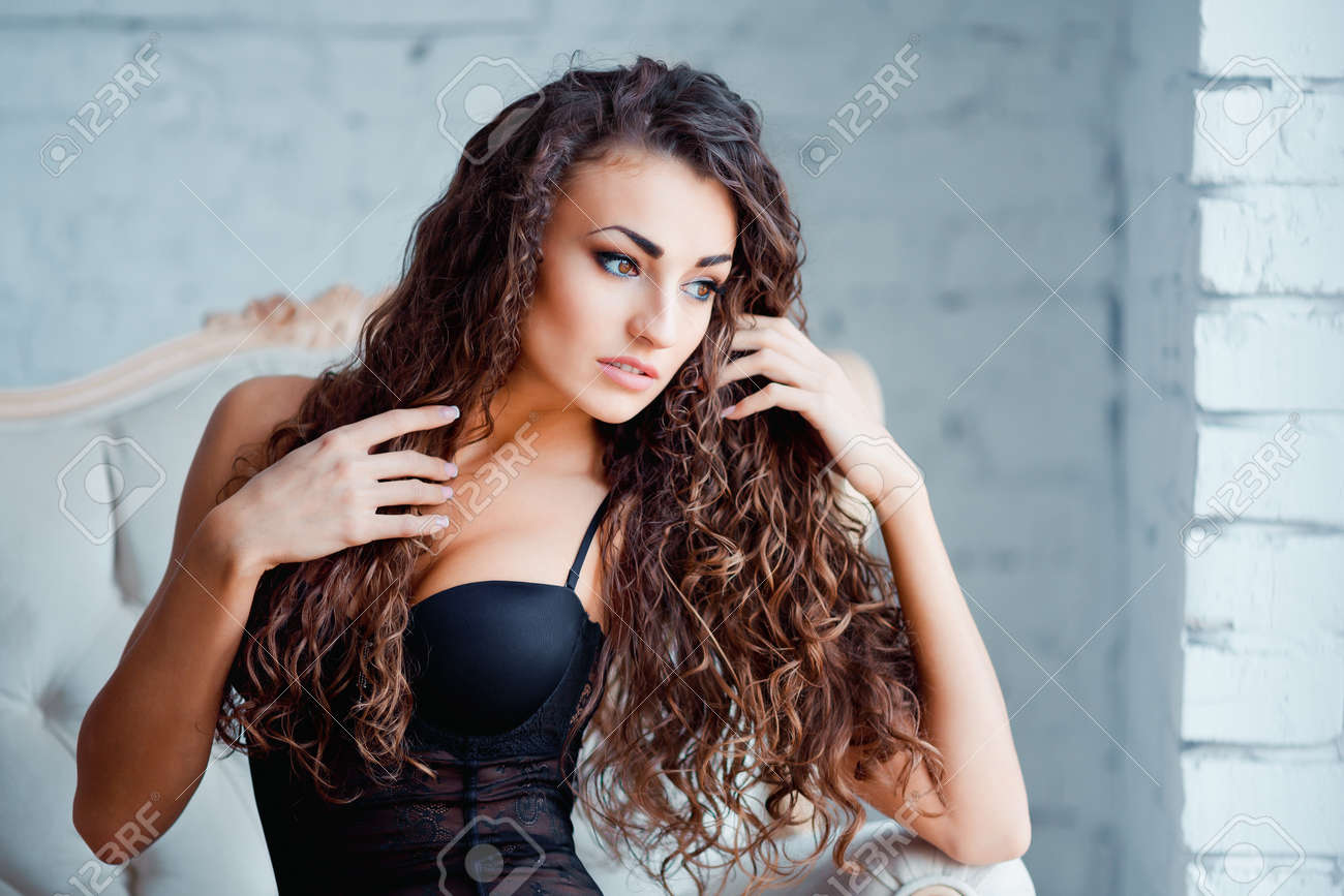 Luxury for a beautiful female body