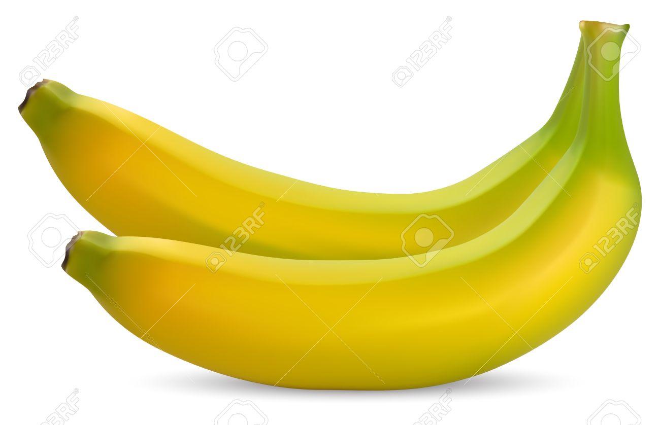 Ripe bananas Stock Vector - 7868473