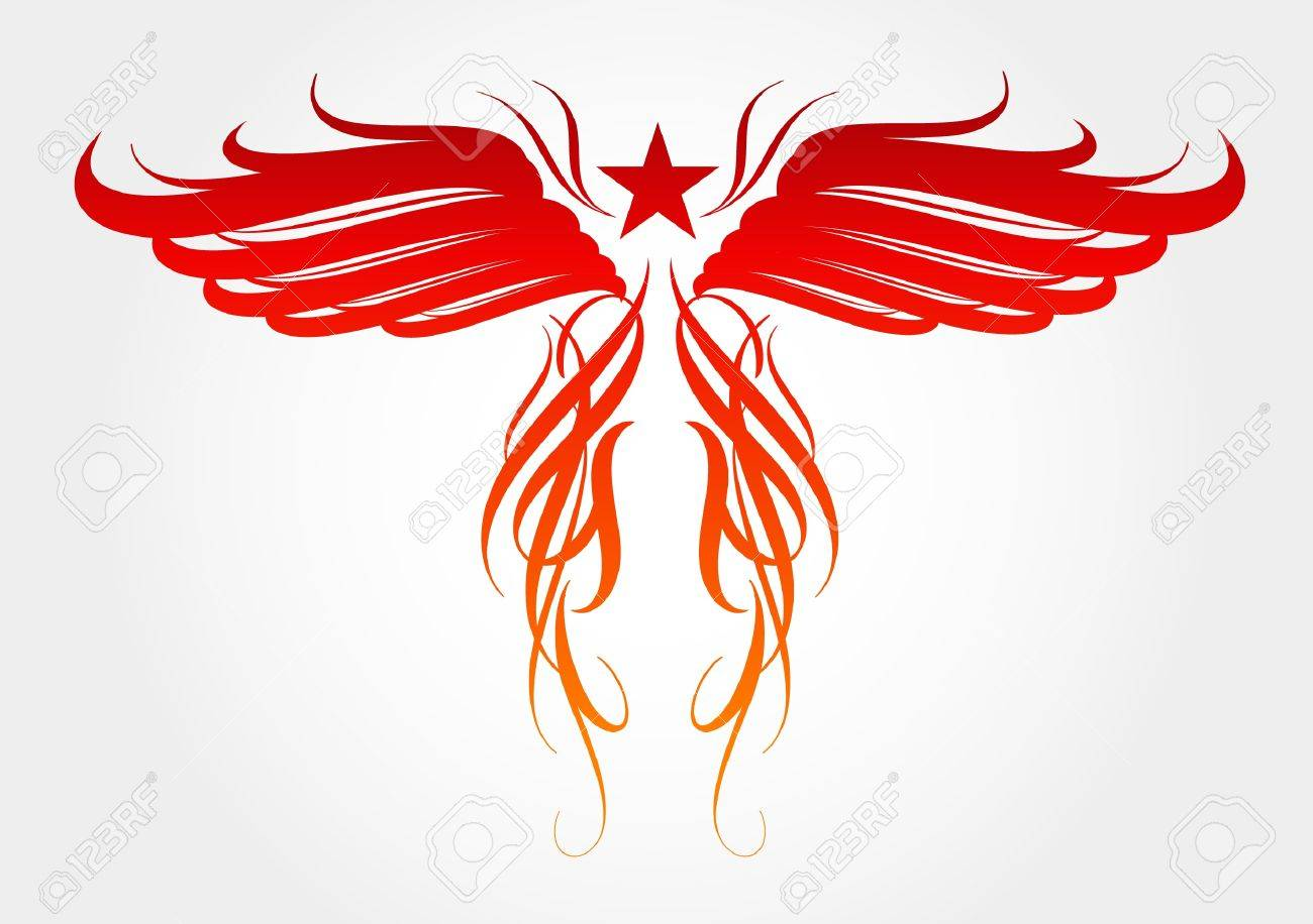 Vector design for tattoo - 9857368