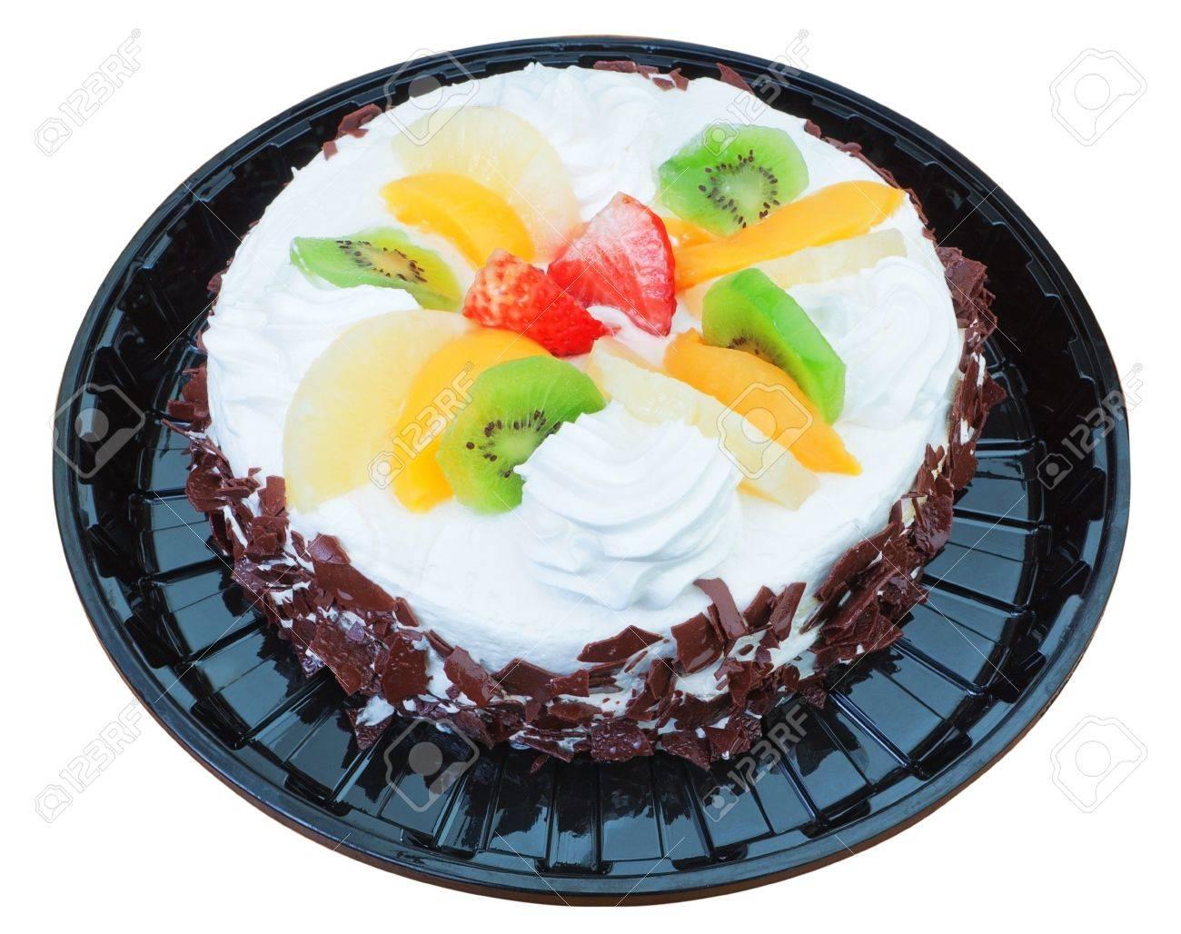 Фруктовый торт - как приготовить в домашних условиях по вкусным 20