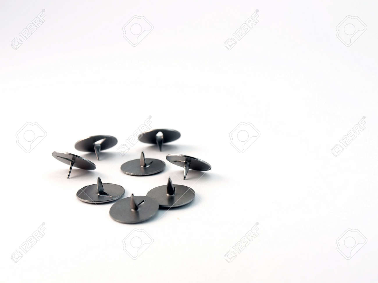 Drawing-pins Stock Photo - 5739238