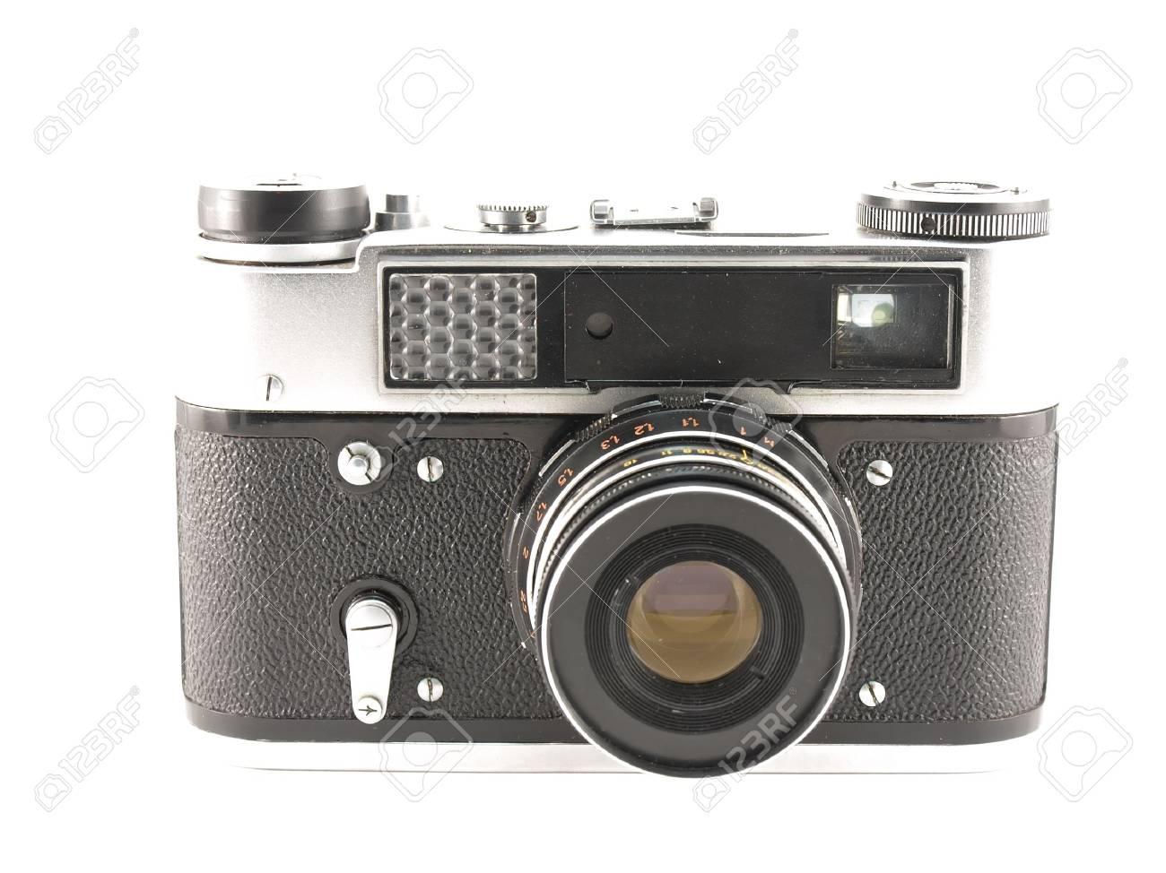 Old Films Camera Stock Photo - 6322595
