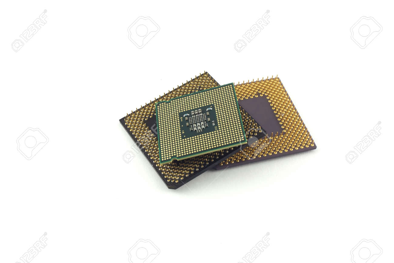 Microprocessors Stock Photo - 6797558