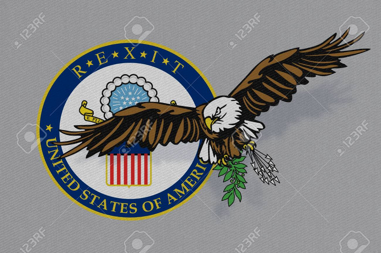 WASHINGTON, USA, 2 December 2017 - Illustrative representation of US Secretary of State, Rex Tillerson, leaving US Administration. Stock Photo - 91156282
