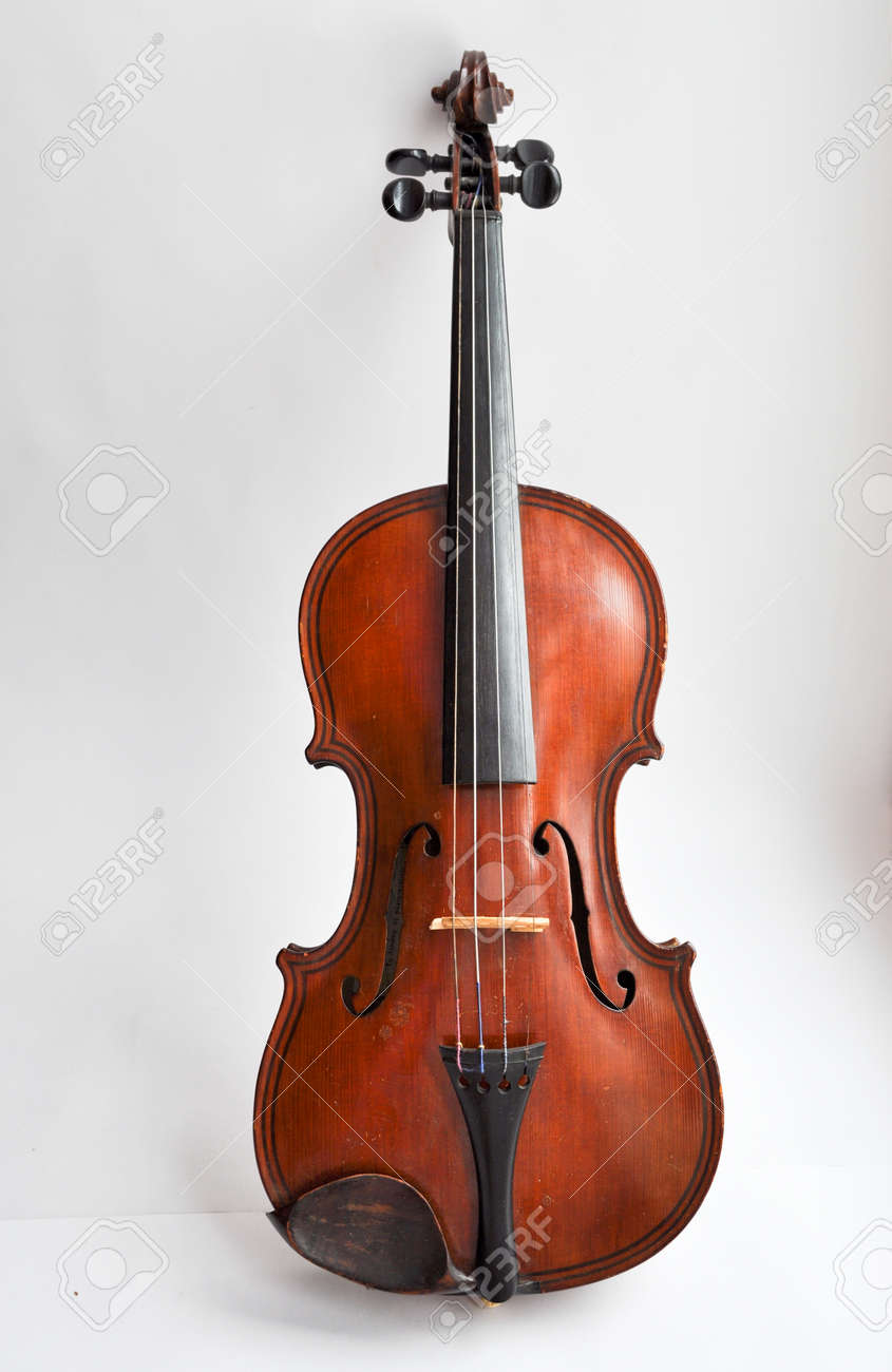 In the guise of a violin is something exciting and fascinating