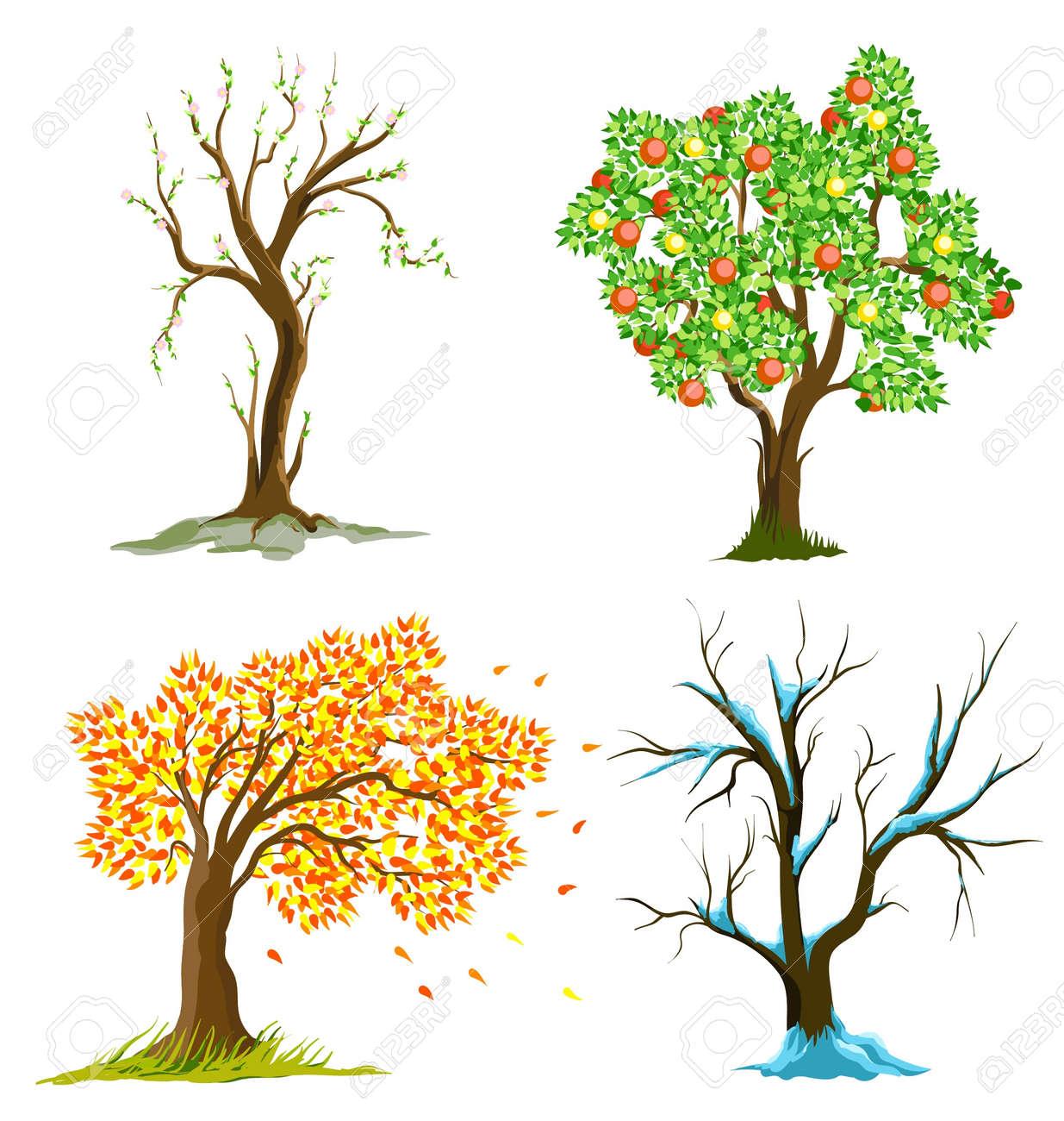 tree season Stock Vector - 10502535