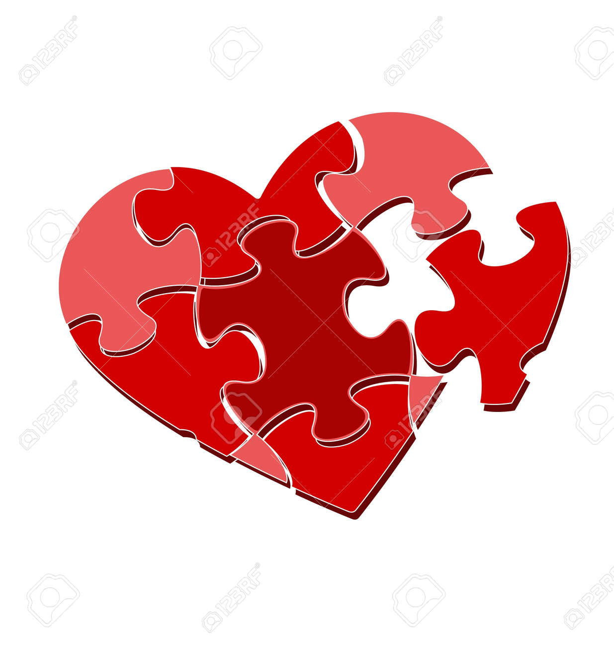 6,874 Broken Heart Cliparts, Stock Vector And Royalty Free Broken ...