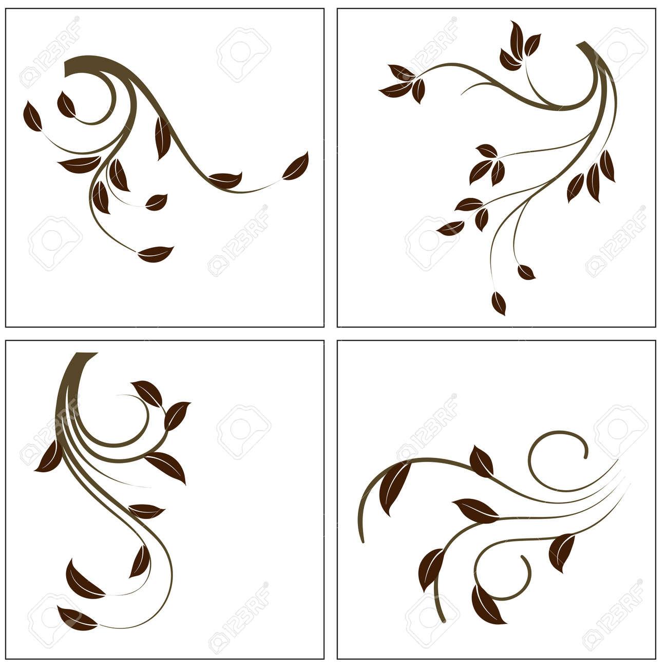 Decoration Plants Stock Vector - 11995757