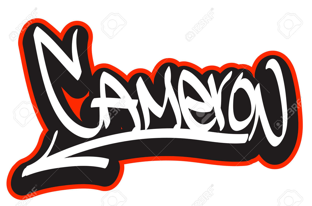 Graffiti font style name hip hop design template for t shirt graffiti font style name hip hop design template for t shirt sticker or thecheapjerseys Image collections