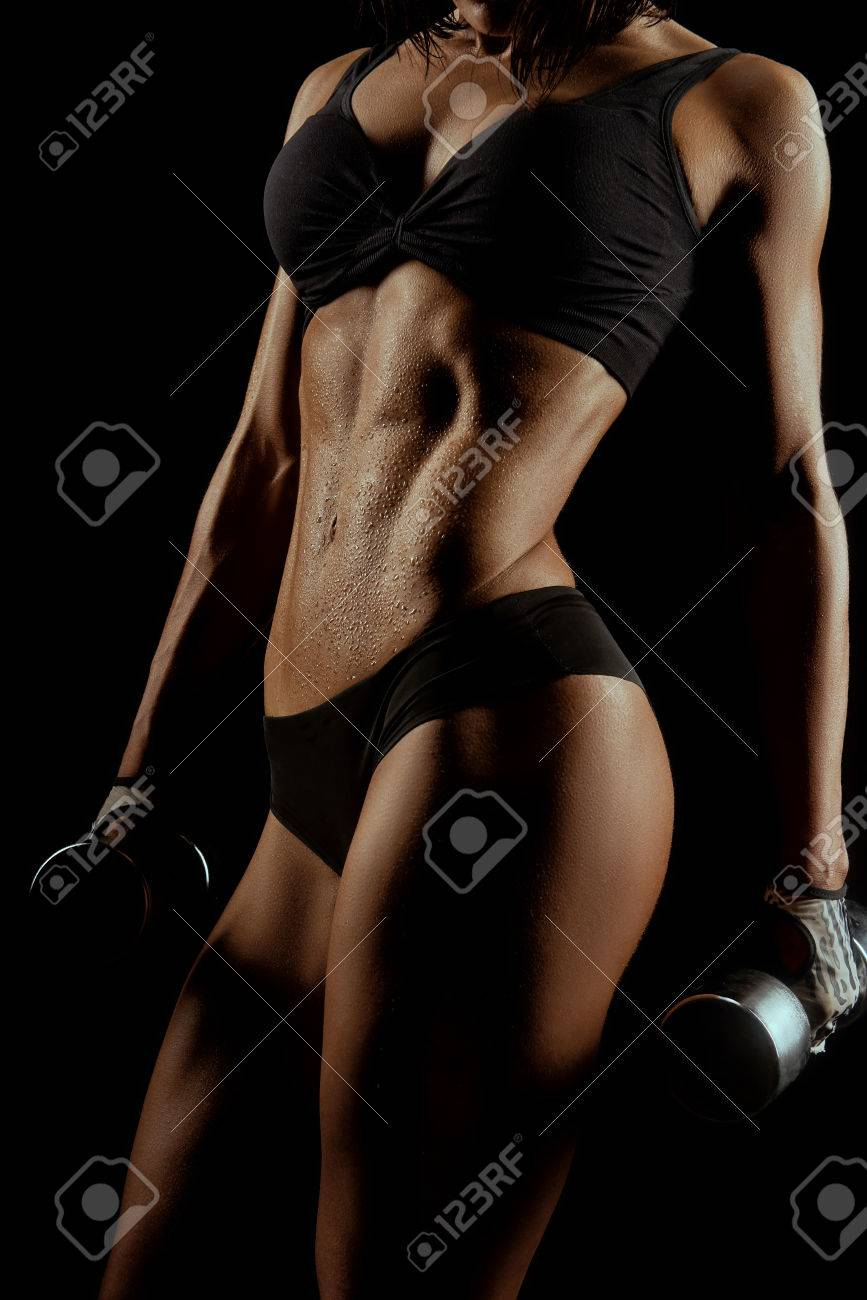 corps femme fitness