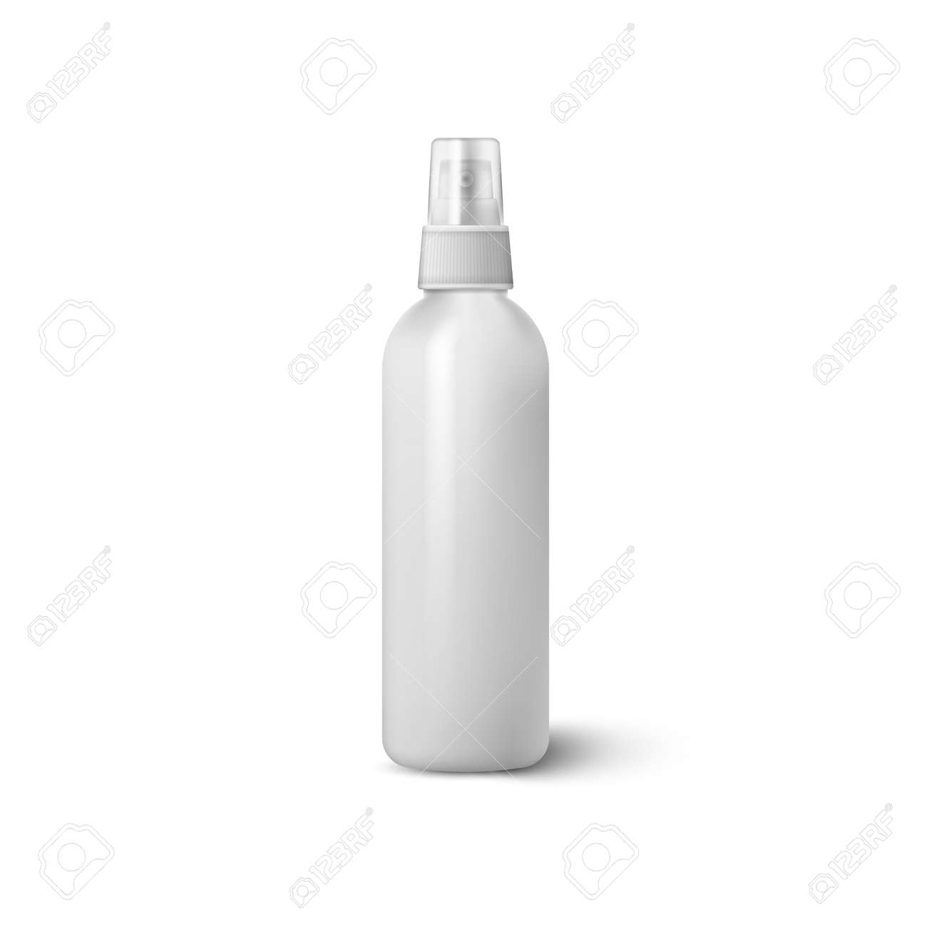 Bottle spray isolated on white background. Vector illustration. - 122614167