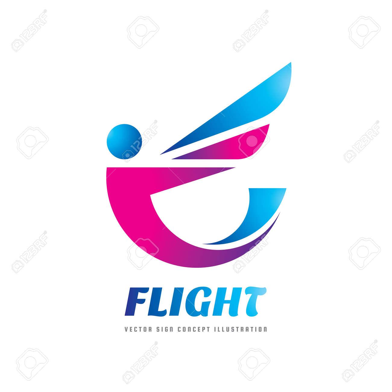 Flight Vector Logo Clipart Labs U2022 Rh Topplabs Org