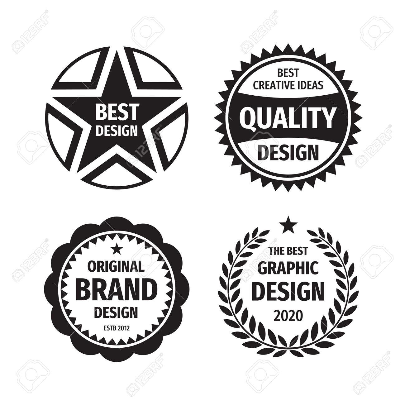 Original Emblem Badge Logo