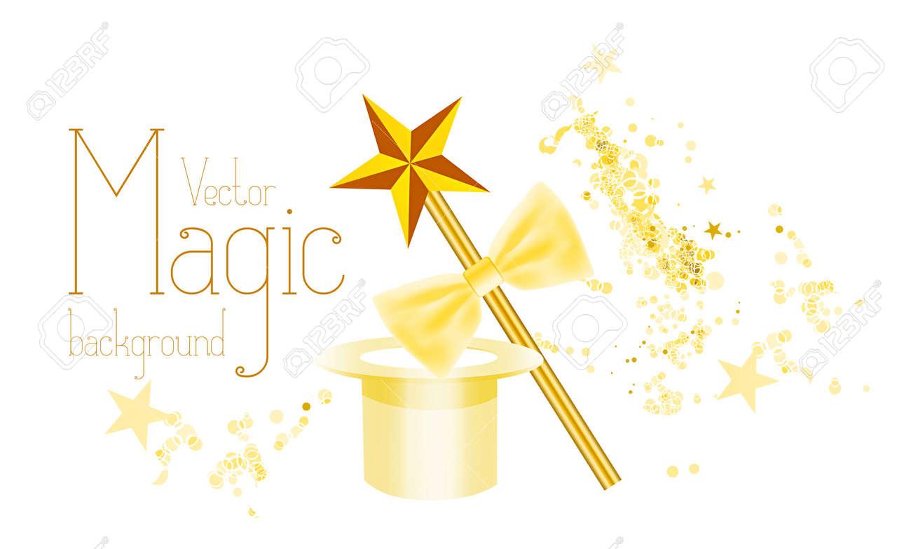 Magic background Stock Vector - 15556784